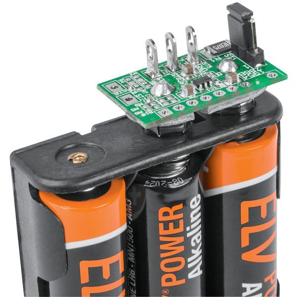 ELV Bausatz Präzisions-Spannungsreferenz PSR25