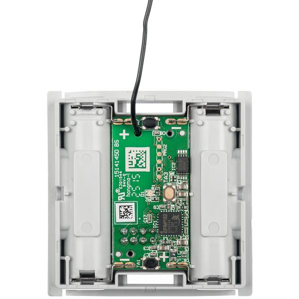ELV Homematic IP Komplettbausatz Wandtaster HMIP-WRC2, 2-fach für Smart Home / Hausautomation