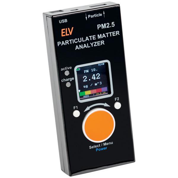 ELV Komplettbausatz Feinstaub-Messgerät PM2.5