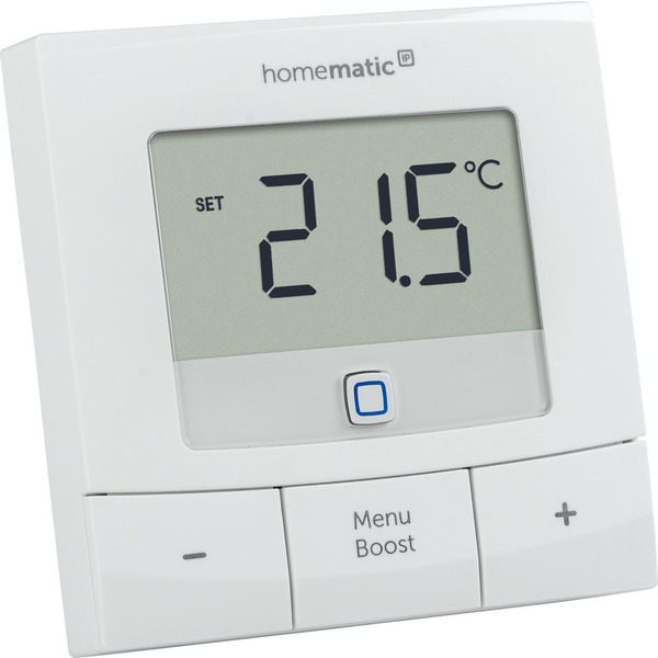 Homematic IP Wandthermostat – basic HmIP-WTH-B