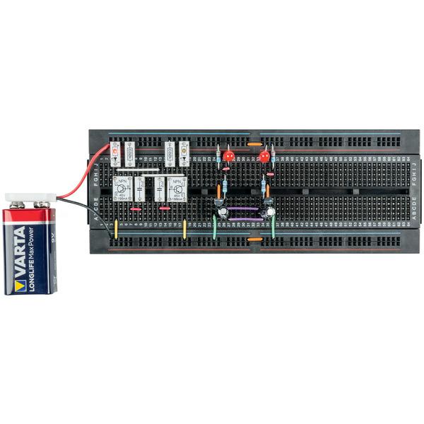 ELV Bausatz Prototypenadapter für Steckboards PAD2, linear