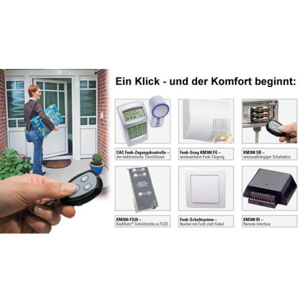 KeyMatic® - intelligente Systemtechnik (nicht nur) rund um die Haustür