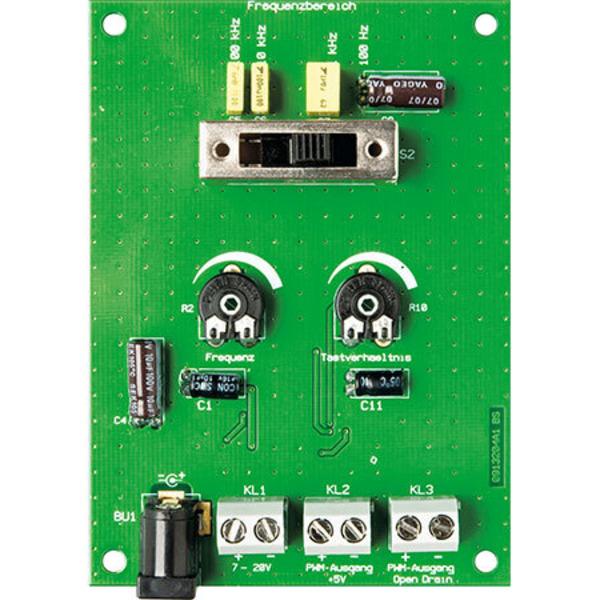 Alles geregelt - Pulsweiten-Modulator PWM 200