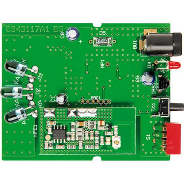 Infrarot-Fernbedienung FS20 IRF - Mit FS20-Sendern Hi-Fi, TV, SAT bedienen!