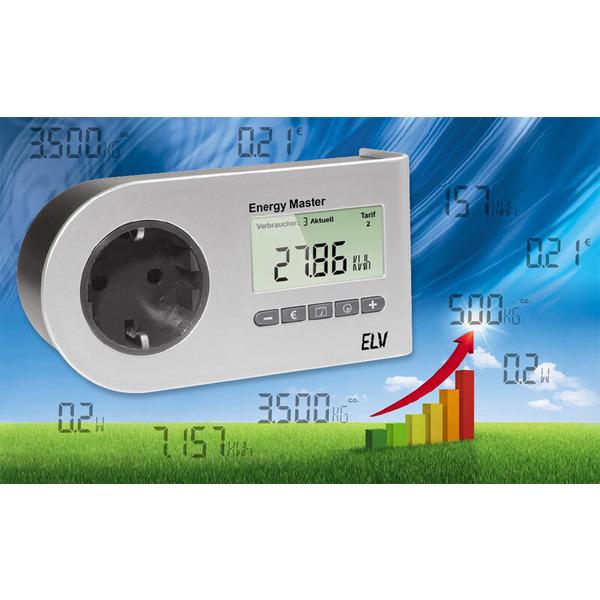 Energiekosten-Messgerät - Energy Master als ARR-Bausatz Teil 2/2