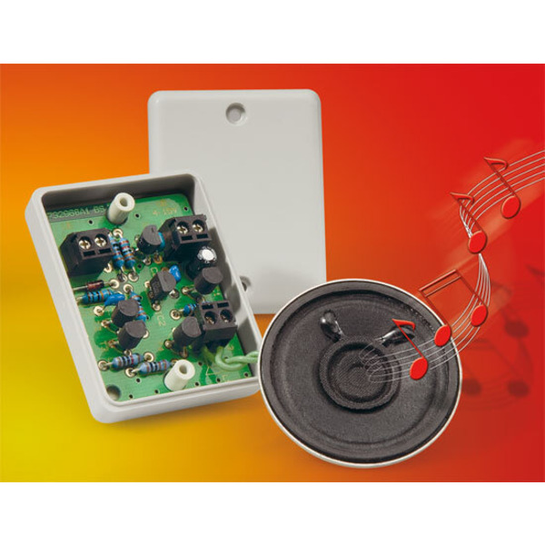 Mini-Gong-Schaltung MGS 1