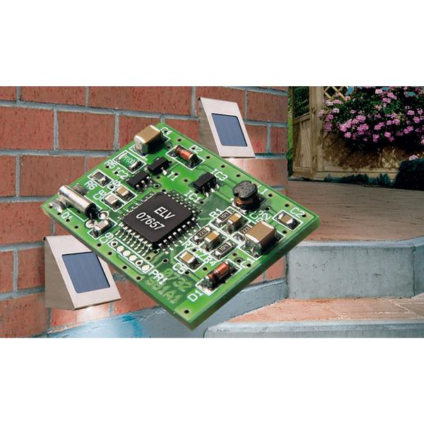 Intelligente Solarleuchtensteuerung SLS 2