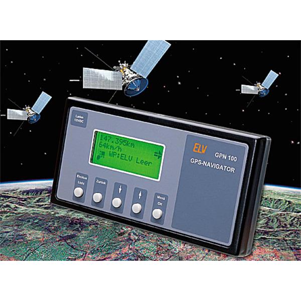 GPS-Handnavigator GPN100