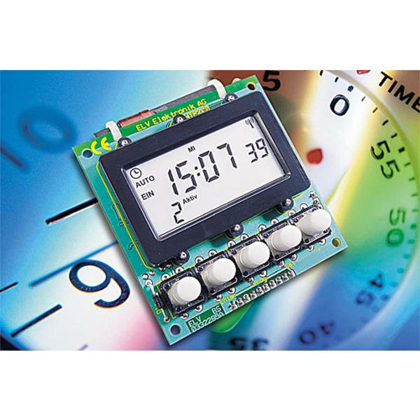 Wochentimer-Panelmeter WTP200