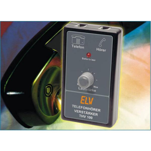 Telefonhörer-Verstärker THV 100