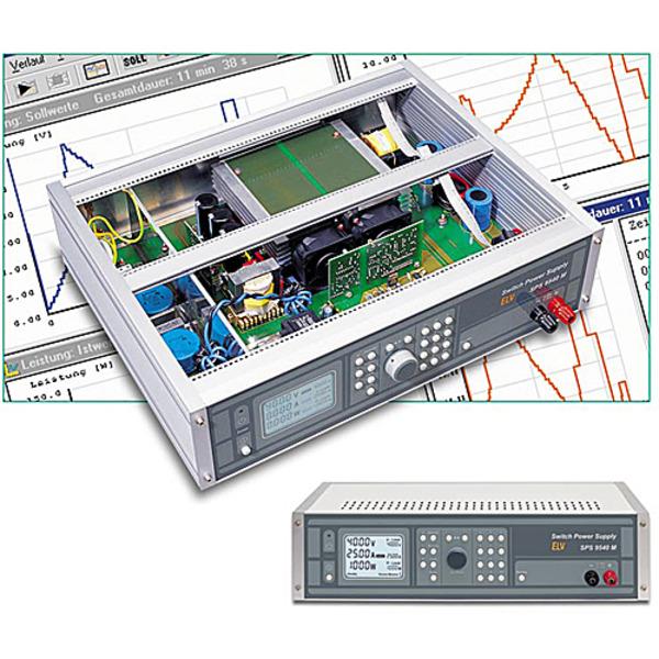 1000-VA-Prozessornetzteil SPS9540 Teil 4/4