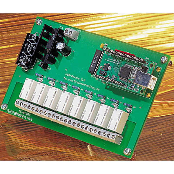 Einfacher andocken - USB-Interface