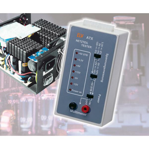 ATX-Netzteil-Tester