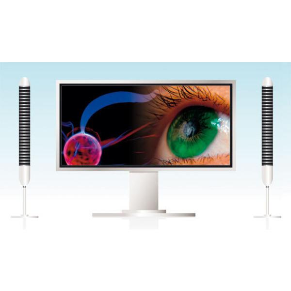 Vom Plasma zum HDTV-Bildschirm - Millionenfache Gasentladungen für hoch aufgelöste Bilder