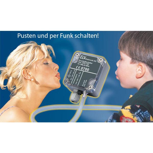 Funk-Luftdruckschalter APS 100 Teil 2/2