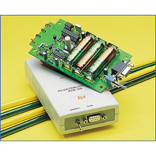 PC-Datenlogger PCD100 Teil 1/2