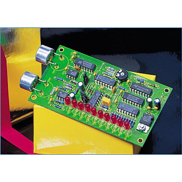 Ultraschall Abstandsmesser mit LED-Anzeige UAM1