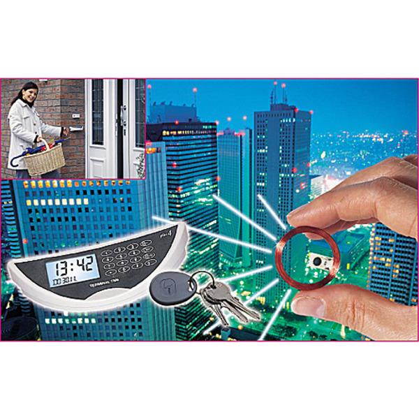 TAC100 - Profi-Zugangskontrollsystem für den Privatbereich Teil 1/3