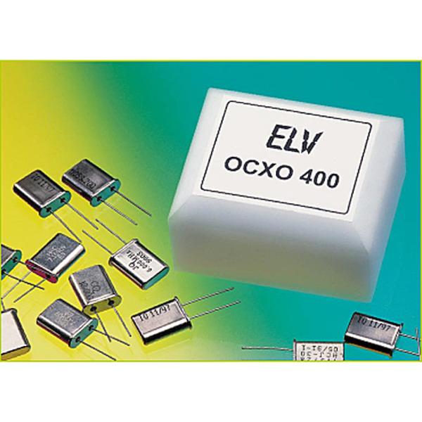 Temperaturstabilisierter Quarzoszillator OCXO 400 Teil 2/2