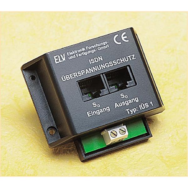 ISDN-Überspannungsschutz