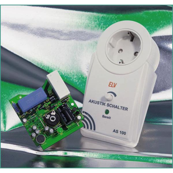 Akustik-Schalter AS 100