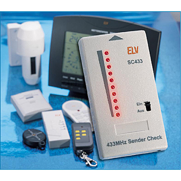 433MHz-Sender-Check SC 433