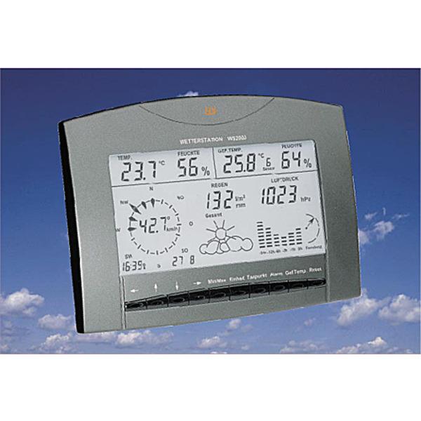 Das ganze Wetter kompakt - die ELV-Funk-Wetterstation WS 2000 Teil 1/3