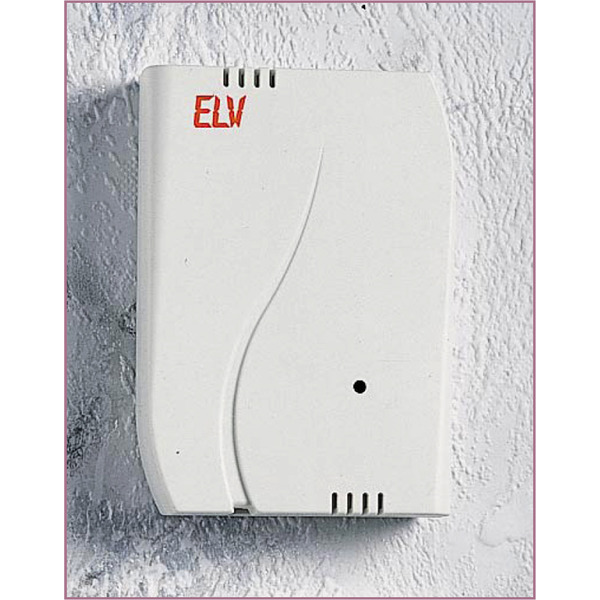 Das ganze Wetter kompakt - die ELV-Funk-Wetterstation WS 2000 Teil 2/3