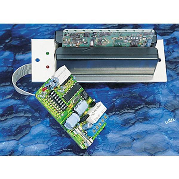Magnetkarten-Elektronikschloß