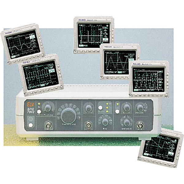 10 MHz Sweep Function Generator SFG 7002