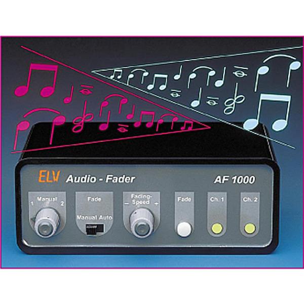 Mini-Audio-Fader