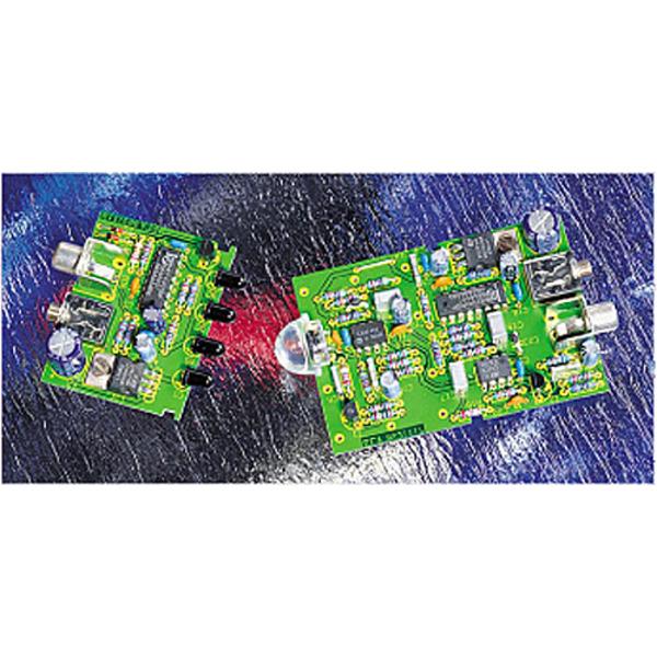NF-Übertragung mit Infrarotlicht