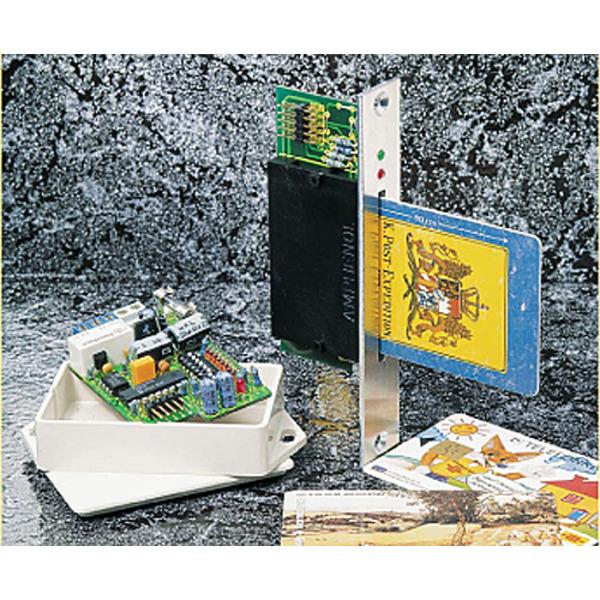 Chipkarten-Elektronikschloß