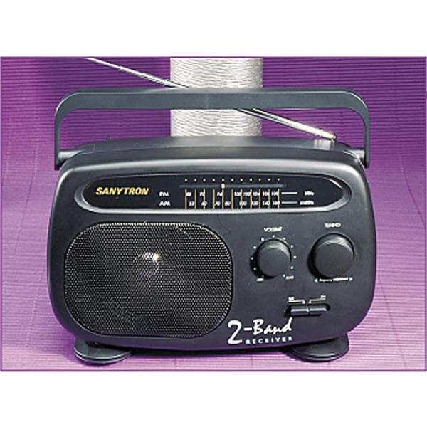 ELV-Kompakt-Radio Sanytron SR 270