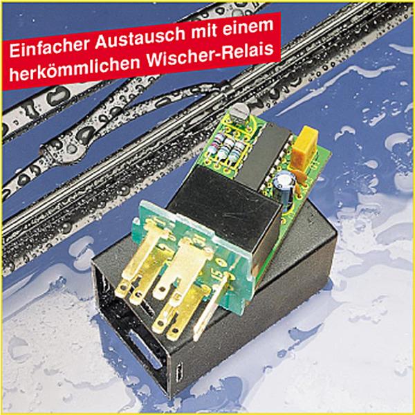 Kfz-Wisch-Intervall-Relais WI 95