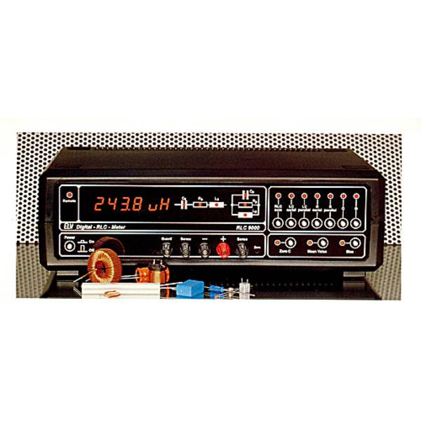 RLC-Meßbrücke RLC 9000 Teil 2/4