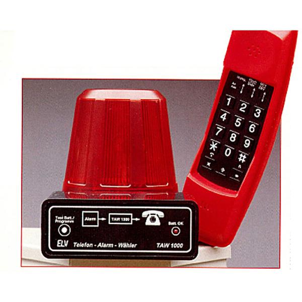 Telefon-Alarm-Wählgerät TAW 1000