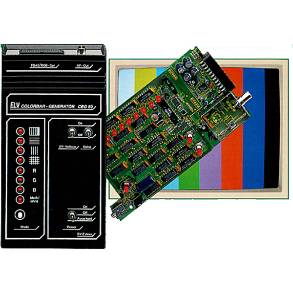 ELV-Colorbar-Generator CBG 80