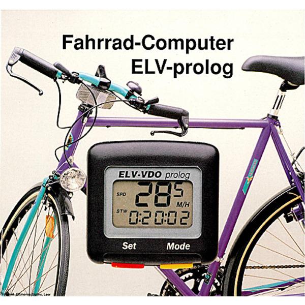 Fahrrad-Computer ELV-prolog