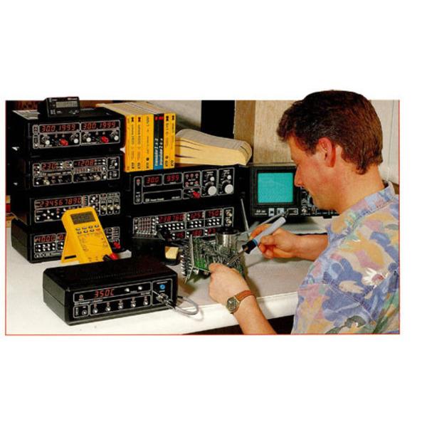 Prozessor-Lötstation PLS 7000 Teil 2/2