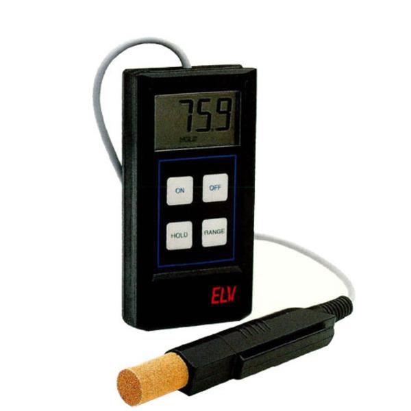 Präzisions-Digital-Hygro-Thermometer HT 100 Teil 2/2