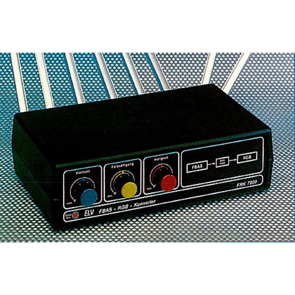 FBAS-RGB-Konverter FRK 7000