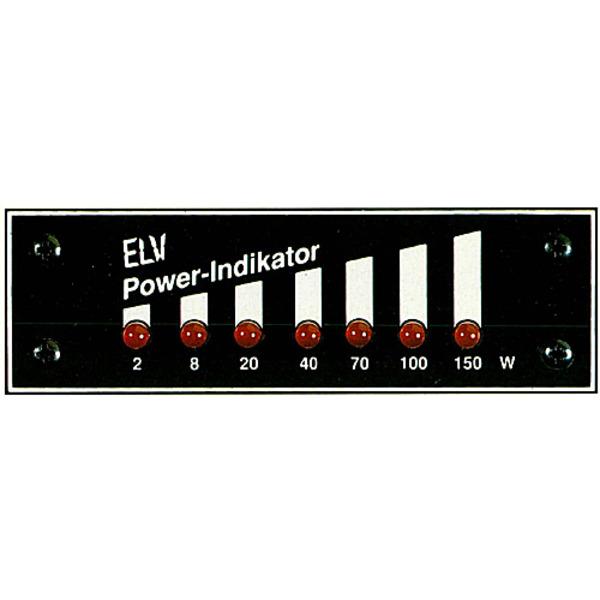 Power-Indikator für Lautsprecherboxen