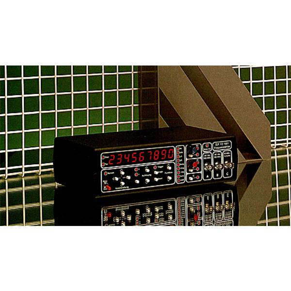 Prozessor-Frequenzzähler FZ 7001 Teil 1/5