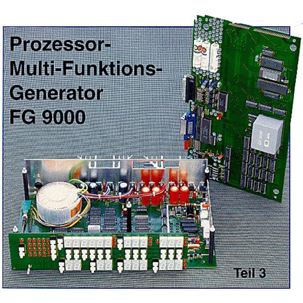 Prozessor-Multi-Funktions-Generator FG 9000 Teil 3/4