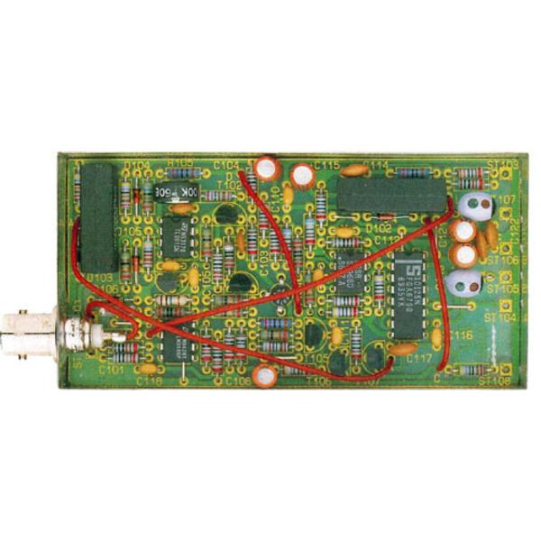 Prozessor-Frequenzzähler FZ 7001 Teil 4/5