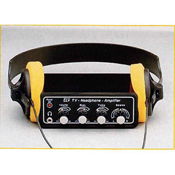 TV-Kopfhörerverstärker