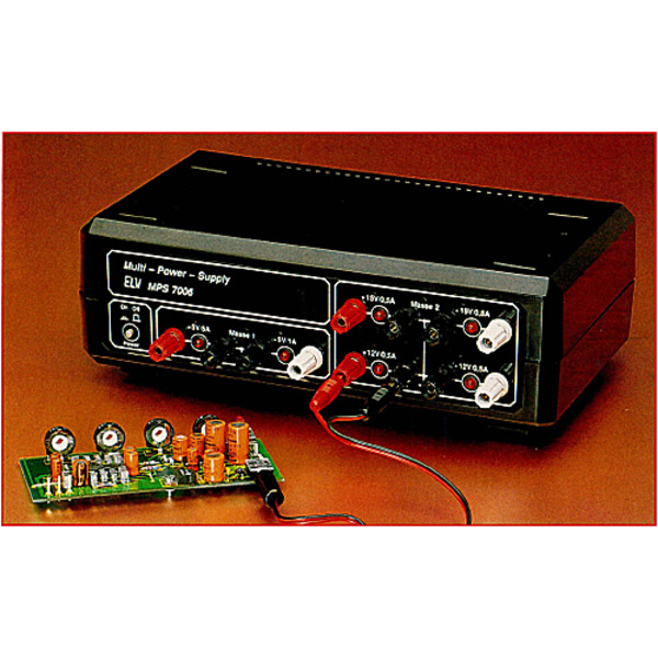 Multi-Power-Supply MPS 7006