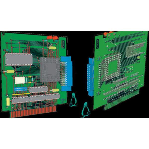 Kurz vorgestellt – Elektronik-CAD-System KiCAD