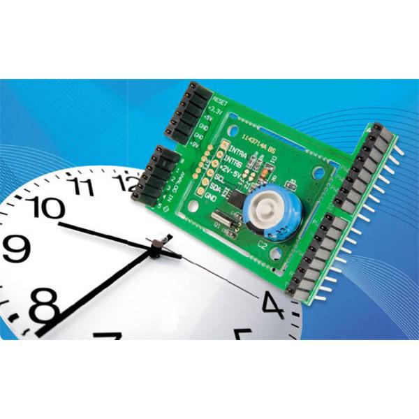 I2C-Real-Time-Clock I2C-RTC für Mikroprozessorsysteme